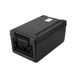 Thermoport 100 KB Toplader / beheizt / mit Sensor / 26,00 l / schwarz