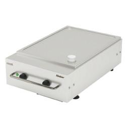 Grillplatte glatt / V-400-GP-4800-Sp-K 2,5 / Auftischgerät