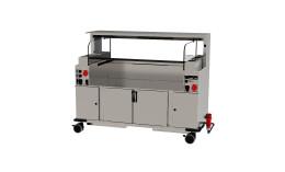 Frontcooking-Station ACS 1600 O3 digital / warm/kalt / Plasmatechnologie