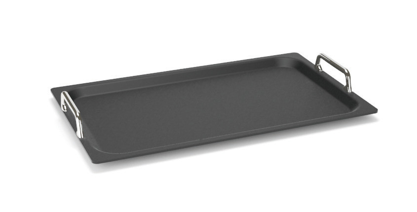 gn kochtopf gn 1 1 20 mm tief mit griffen beschichtet pentagast. Black Bedroom Furniture Sets. Home Design Ideas
