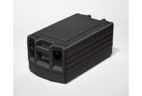 Thermoport 100 KB Toplader / beheizt / ohne Sensor / 26,00 l / schwarz