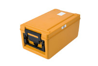Thermoport 100 KB Toplader / beheizt / mit Sensor / 26,00 l / orange
