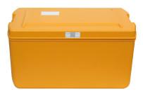 Thermoport 4.0 100 K hybrid Toplader / mit Sensor / 26,00 l / orange
