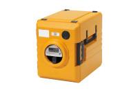 Thermoport 4.0 1000 KB Frontlader / beheizt / ohne Sensor / 52,00 l / orange
