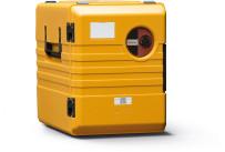 Thermoport 1000 KB-A Frontlader / beheizt / ohne Sensor / 52,00 l / orange