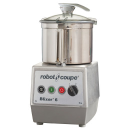 Blixer 7,00 l / 400 V / 1,30 kW / 270 x 370 x 535 mm