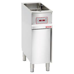 Elektro-Fritteuse 1 x 14,50 l / 11,00 kW / inkl. Frittierkorb