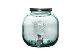 Authentic, Dispenser mit Zapfhahn ø 230 mm / 6,00 l