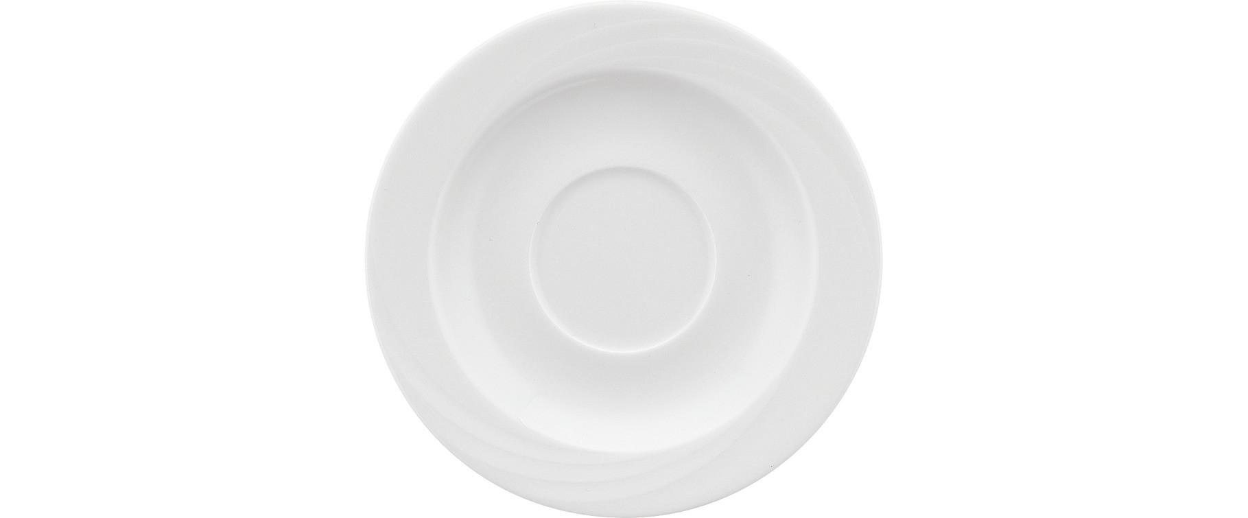 Donna Senior, Kombi-Untertasse ø 160 mm weiß