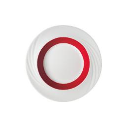 Donna Senior, Spezialteller tief Fahne ø 231 mm / 0,38 l rot