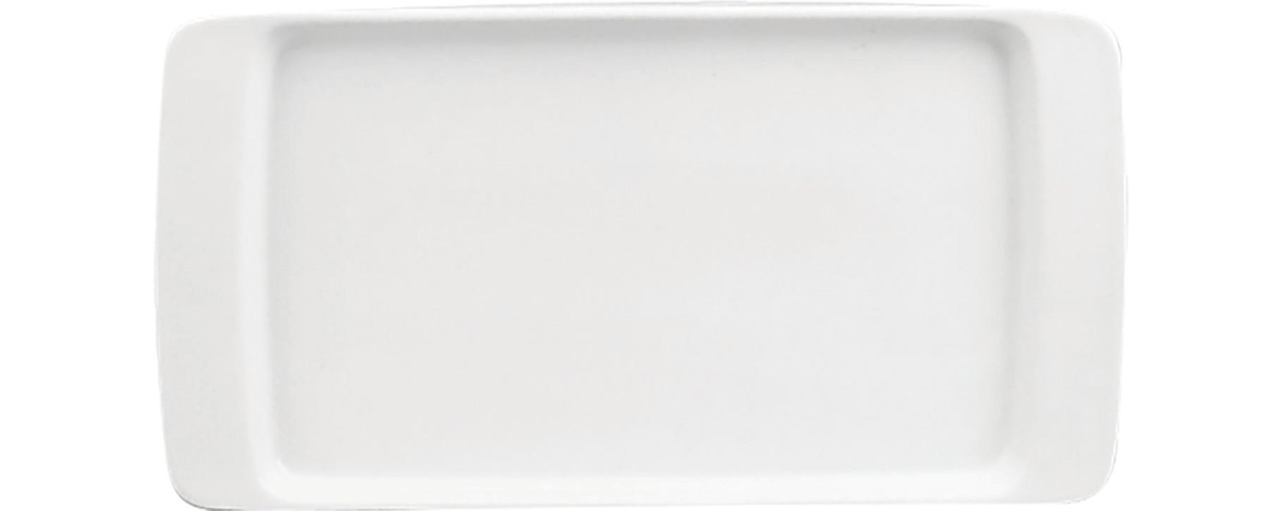 898/598, Platte mit Fahne 291 x 155 mm Form 898