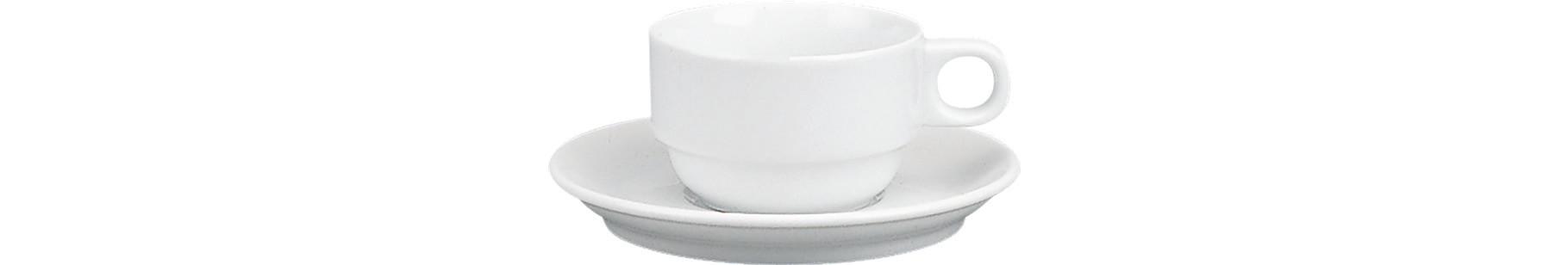 898/598, Tasse nieder stapelbar K/09 ø 66 mm / 0,09 l Form 898