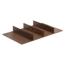 Scenario GN, Besteckeinsatz (Holz) 503 x 298 x 57 mm braun