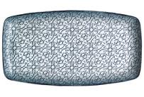 Shabby Chic, Burgerplatte 362 x 199 mm Dekor 6