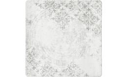 Shabby Chic, Coupteller flach eckig 273 x 273 mm Dekor 2