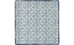 Shabby Chic, Coupteller flach eckig 273 x 273 mm Dekor 5