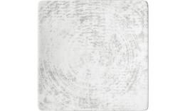 Shabby Chic, Coupteller halbtief eckig 238 x 238 mm Dekor 1