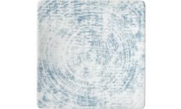 Shabby Chic, Coupteller halbtief eckig 238 x 238 mm Dekor 3