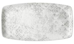 Shabby Chic, Burgerplatte 362 x 199 mm Dekor 2