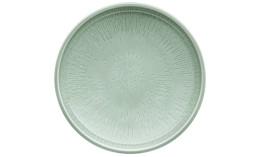 Shiro Glaze Frost, Coupteller tief ø 210 mm mit Struktur