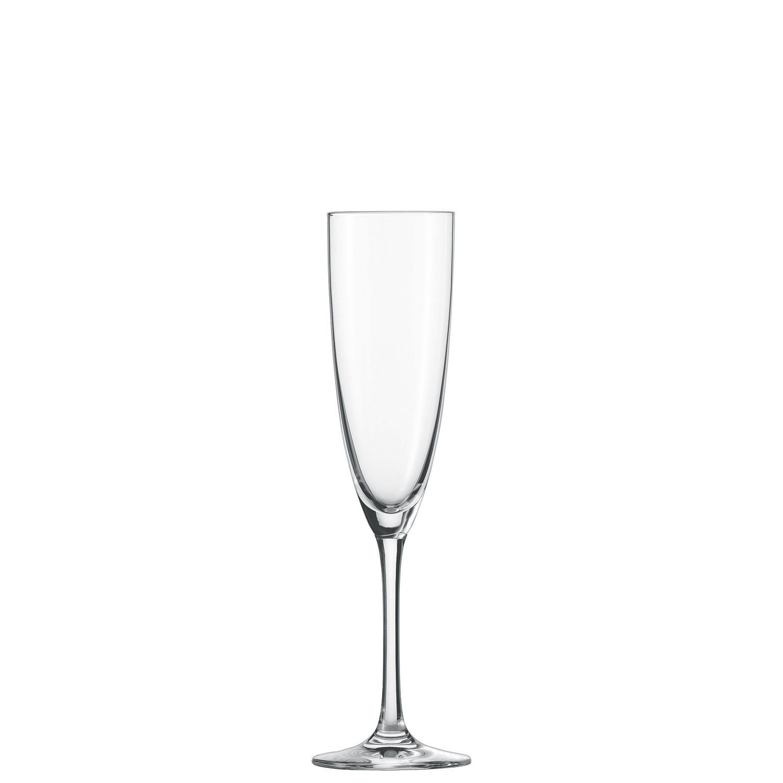 Classico, Sekt- / Champagnerglas ø 70 mm / 0,21 l mit Moussierpunkt