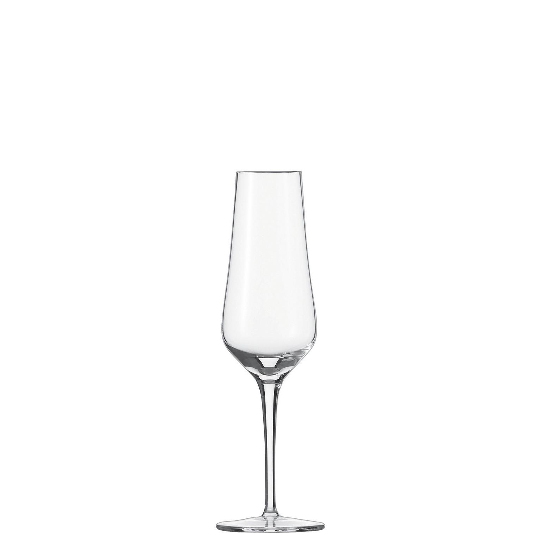 Fine, Sektglas Asti ø 72 mm / 0,24 l mit Moussierpunkt