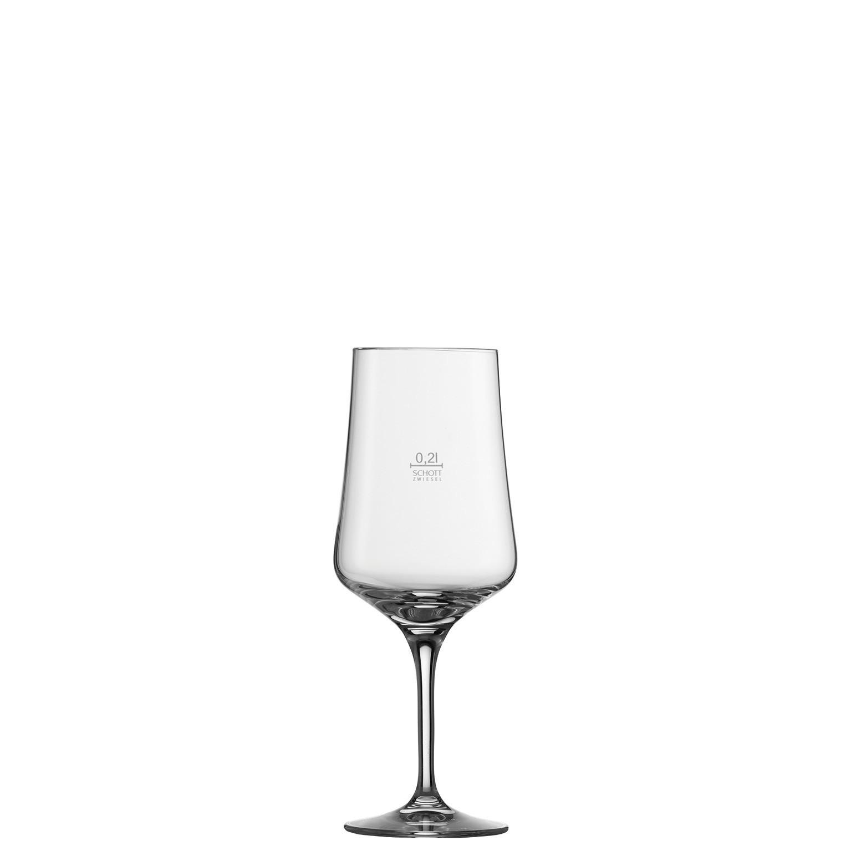 Fine, Wasserglas ø 77 mm / 0,34 l 0,20 /-/