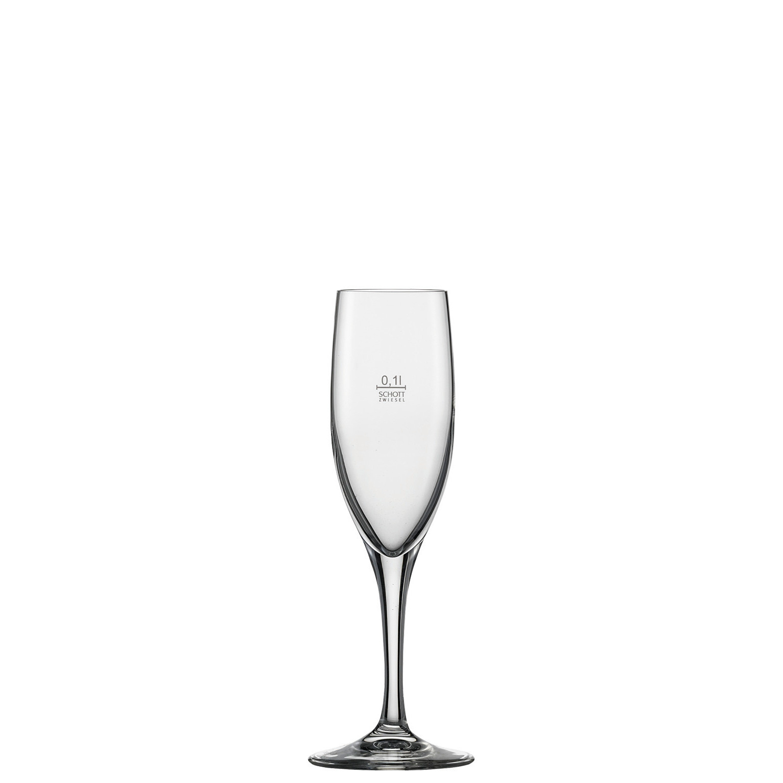 Mondial, Sekt- / Champagnerglas ø 72 mm / 0,21 l 0,10 /-/