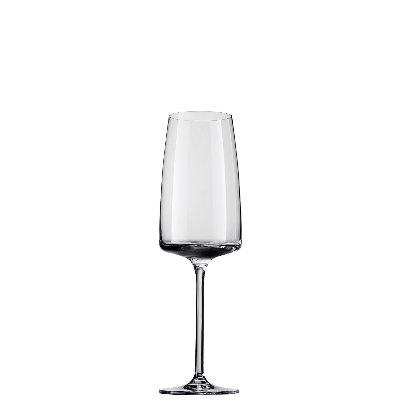 Sensa, Champagnerglas ø 72 mm / 0,39 l mit Moussierpunkt