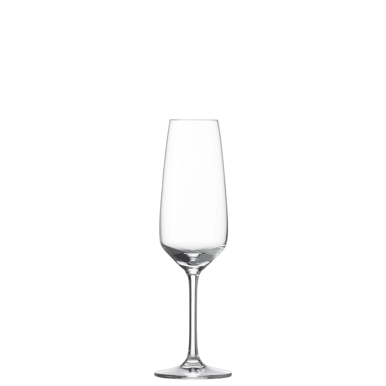 Taste, Sekt- / Champagnerglas ø 70 mm / 0,28 l mit Moussierpunkt