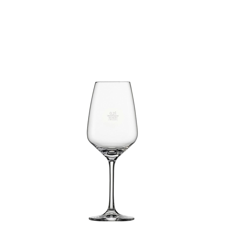 Taste, Weißweinglas ø 79 mm / 0,36 l 0,20 /-/