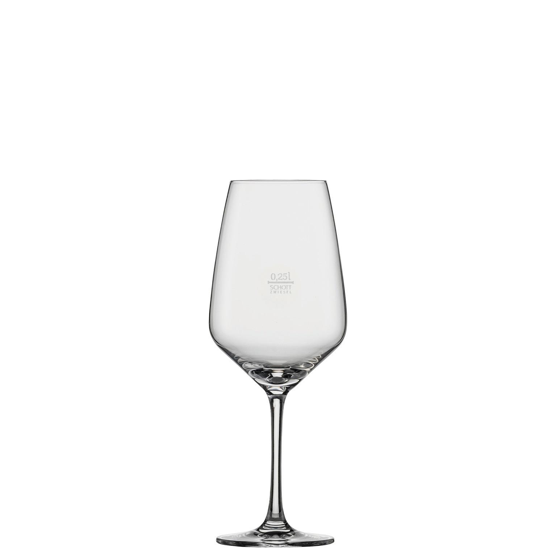Taste, Rotweinglas ø 87 mm / 0,50 l 0,25 /-/
