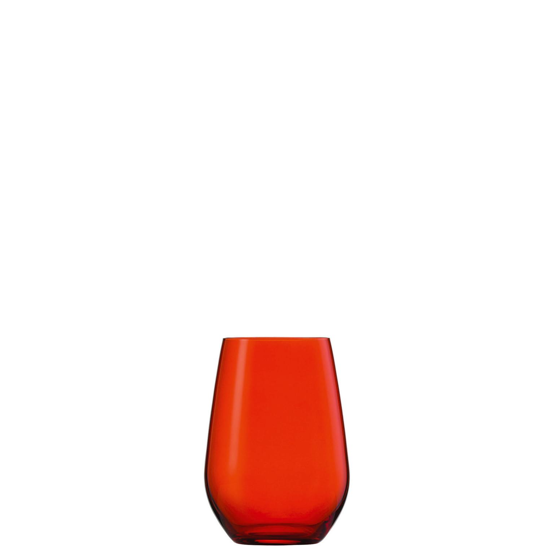 Vina Spots, Universalbecher ø 90 mm / 0,55 l rot