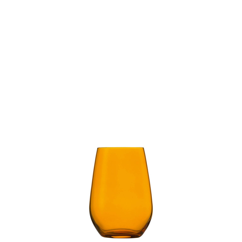 Vina Spots, Universalbecher ø 90 mm / 0,55 l bernstein