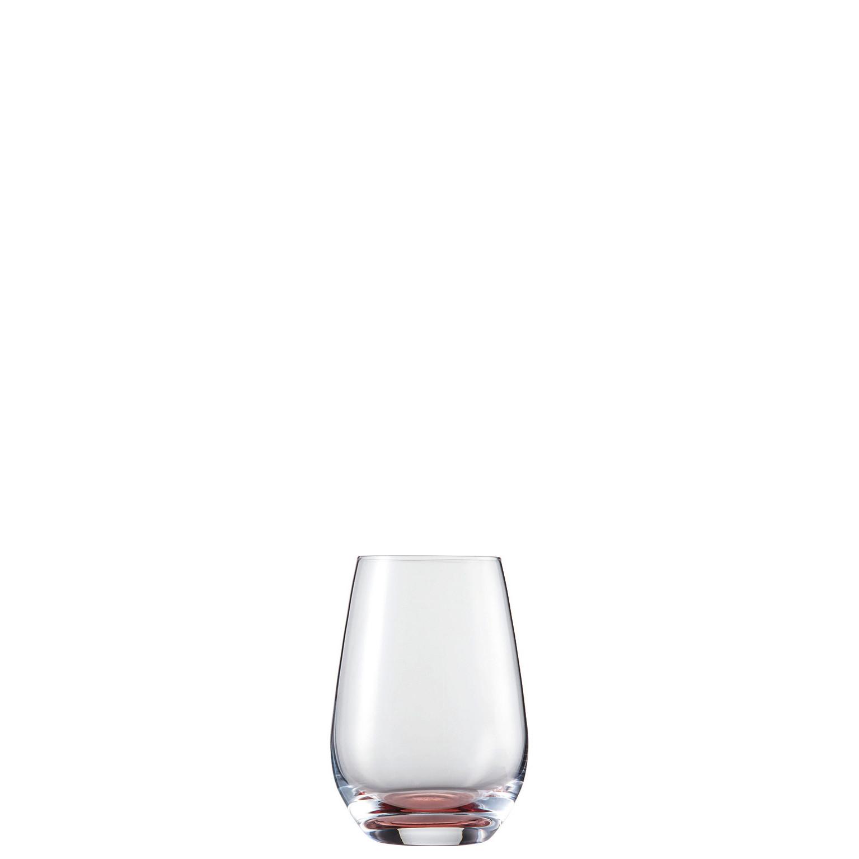 Vina Touch, Becher ø 81 mm / 0,39 l rot