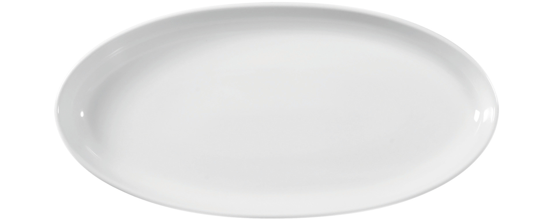 Buffet Gourmet, Platte oval 500 x 248 mm