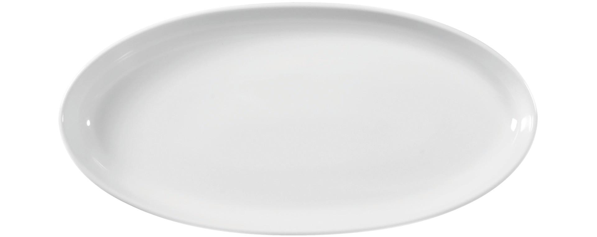 Buffet Gourmet, Platte oval 500 x 248 mm