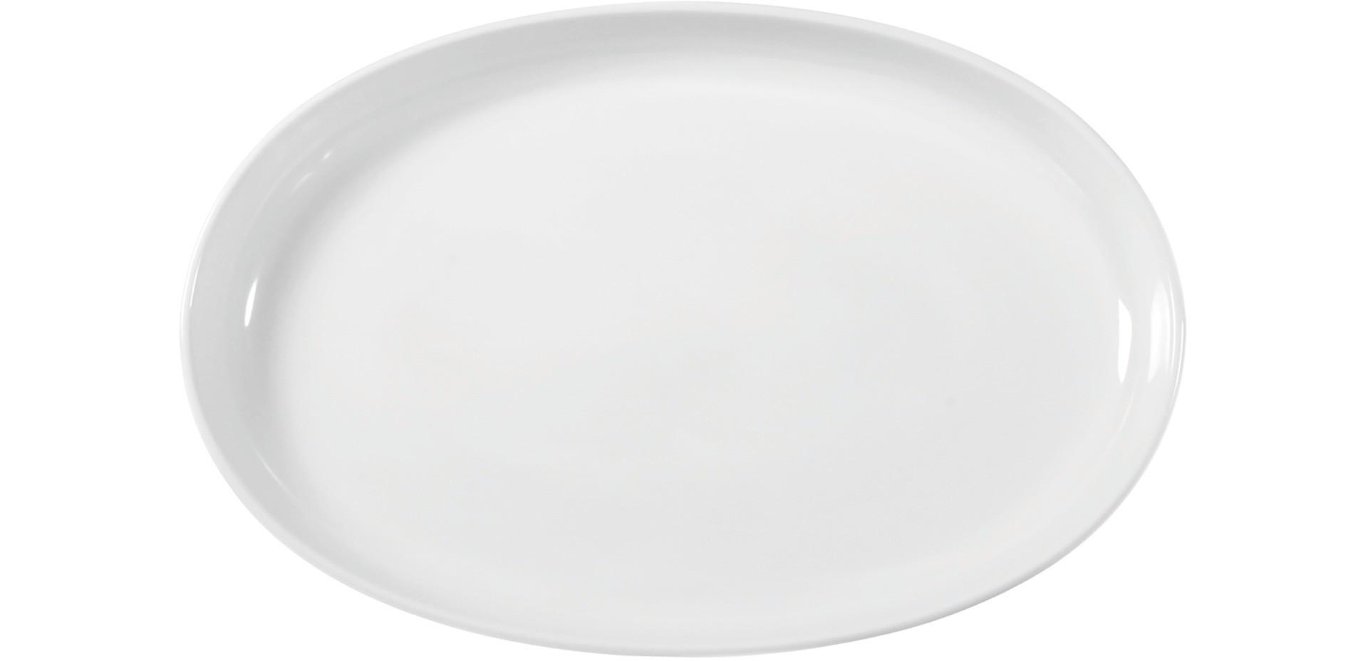 Buffet Gourmet, Platte oval 460 x 310 mm