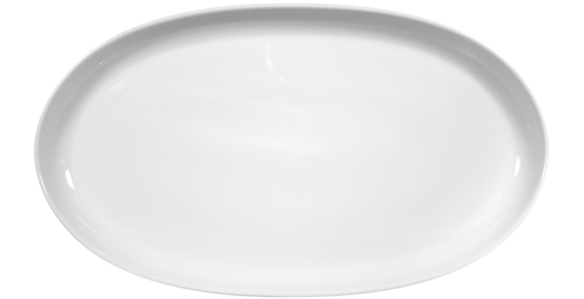 Buffet Gourmet, Platte oval 550 x 310 mm