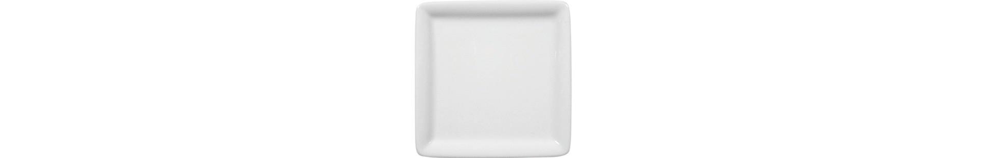 Buffet Gourmet, Platte quadratisch 100 x 100 mm