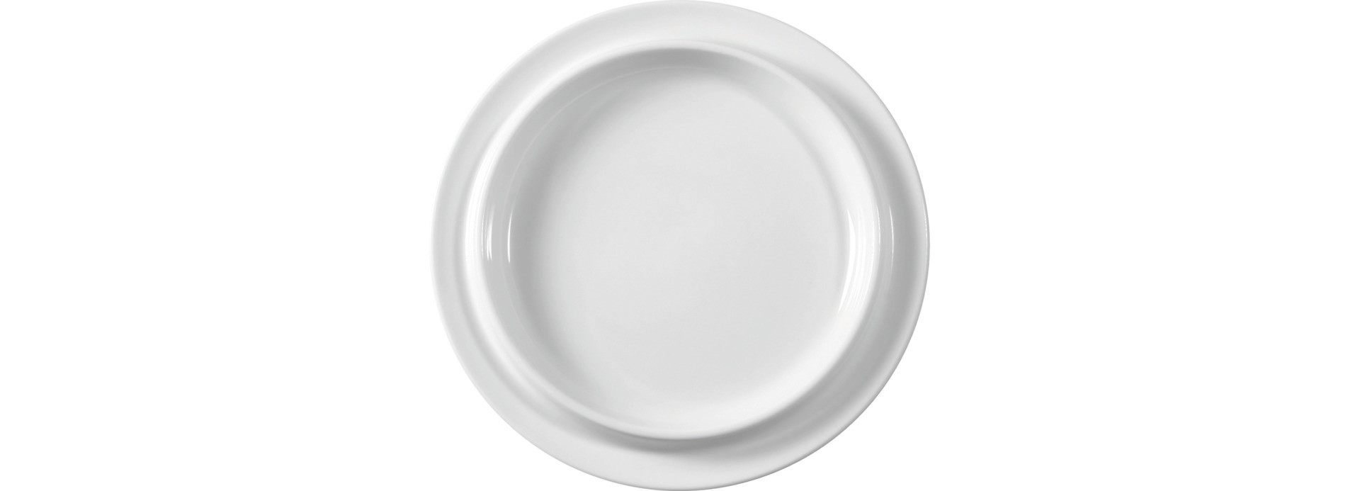 Buffet Gourmet, Platte rund ø 228 mm
