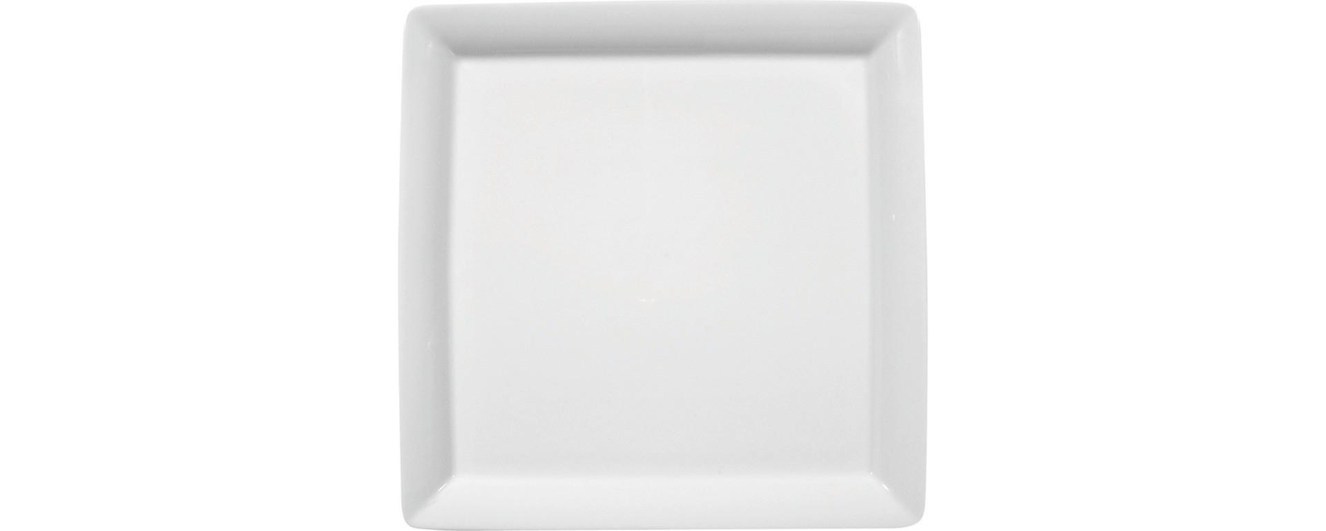Buffet Gourmet, Platte quadratisch 250 x 250 mm