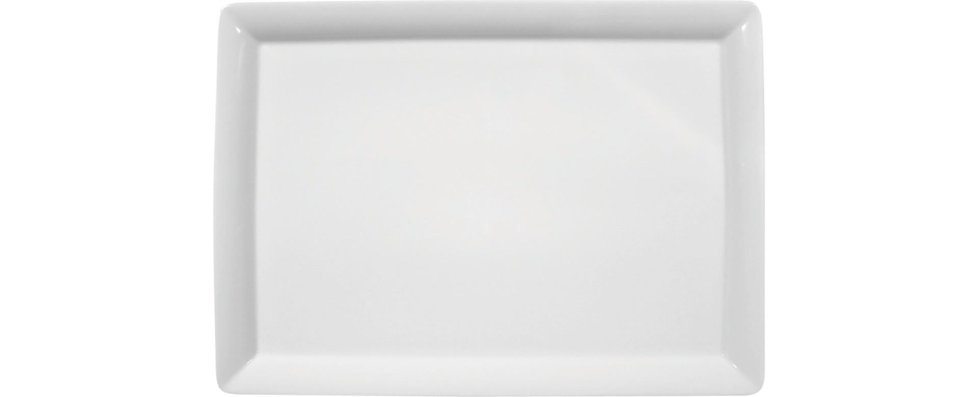 Buffet Gourmet, Platte rechteckig 350 x 250 mm