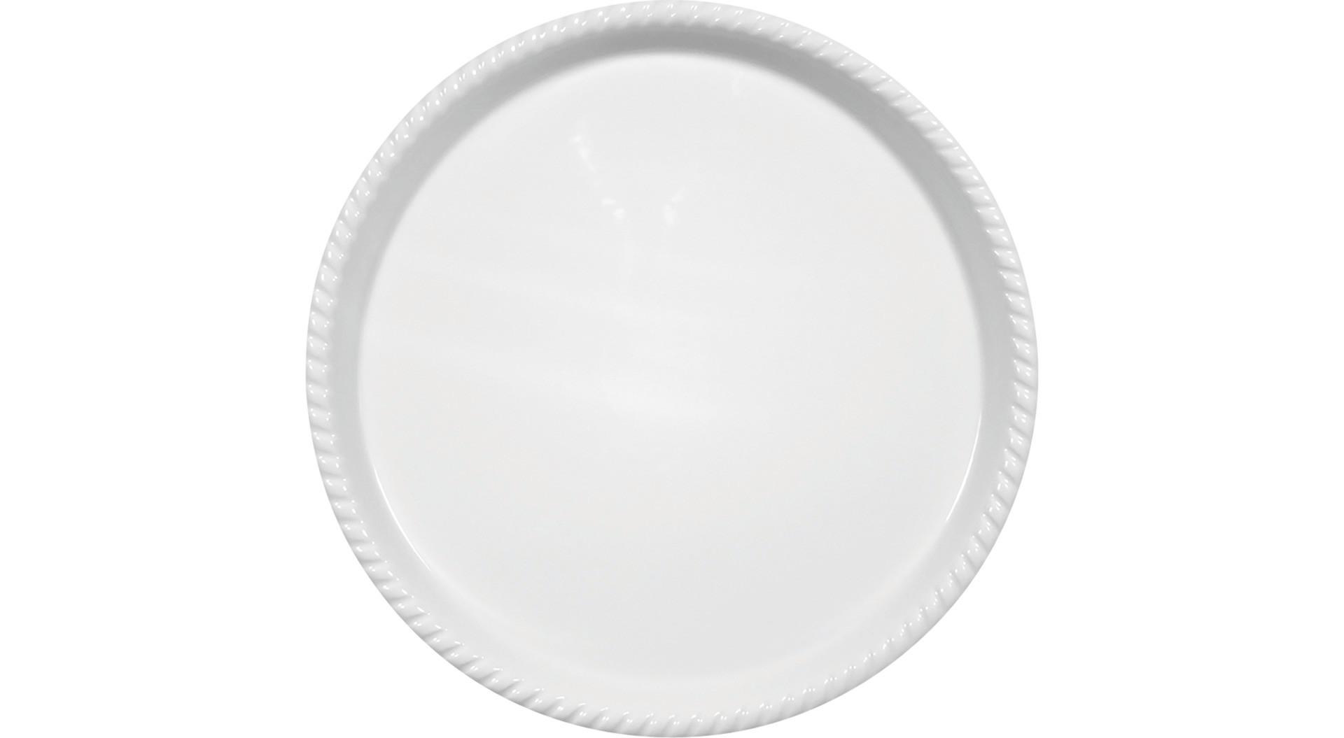 Buffet Gourmet, Platte rund ø 340 mm