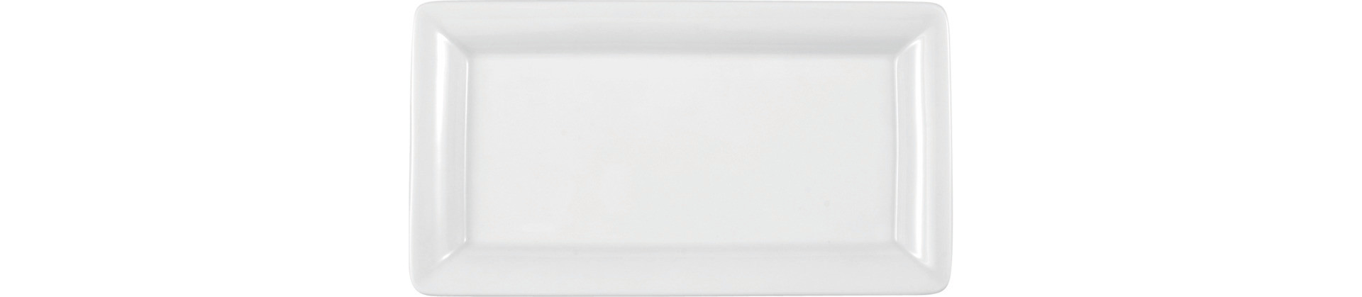 Buffet Gourmet, Platte rechteckig 250 x 140 mm