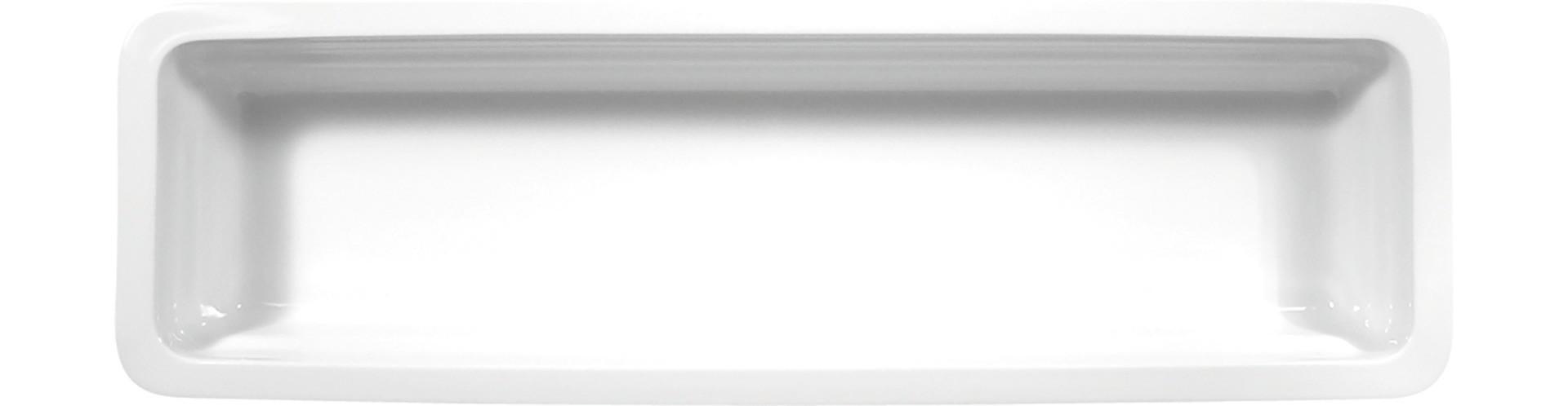 Buffet Gourmet, GN-Behälter GN 2/4 530 x 162 x 65 mm / 3,30 l