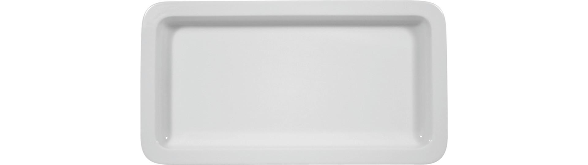 Buffet Gourmet, GN-Behälter GN 1/3 325 x 176 x 20 mm / 0,75 l