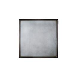 Fantastic, Platte quadratisch 325 x 325 mm grau (5170)