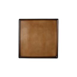 Fantastic, Platte quadratisch 325 x 325 mm caramel (5170)