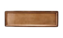 Fantastic, GN-Platte GN 2/4 530 x 162 mm caramel